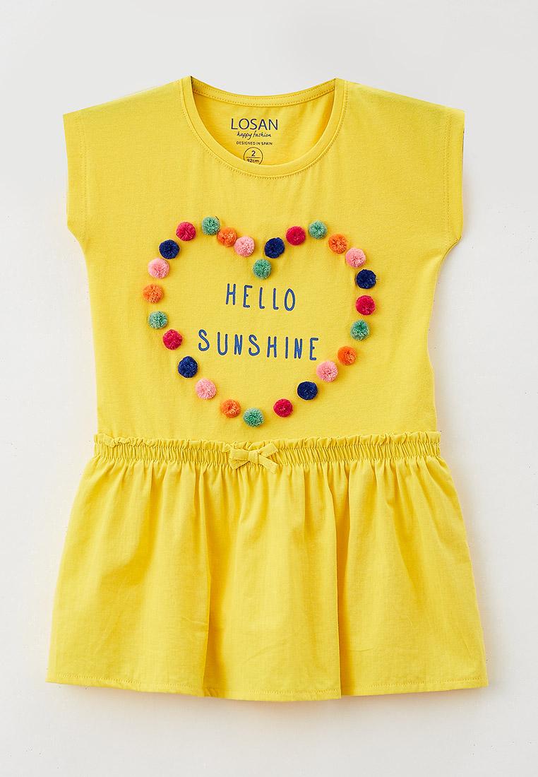 Повседневное платье Losan 116-7046AL