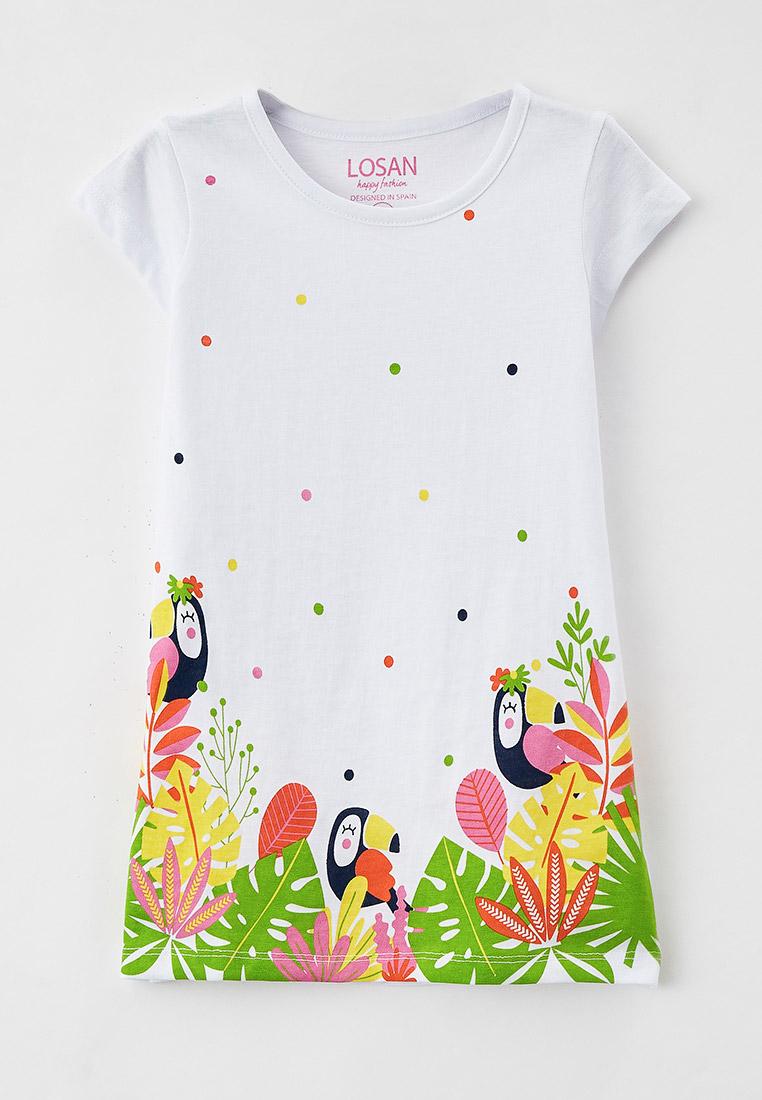 Повседневное платье Losan 116-7048AL