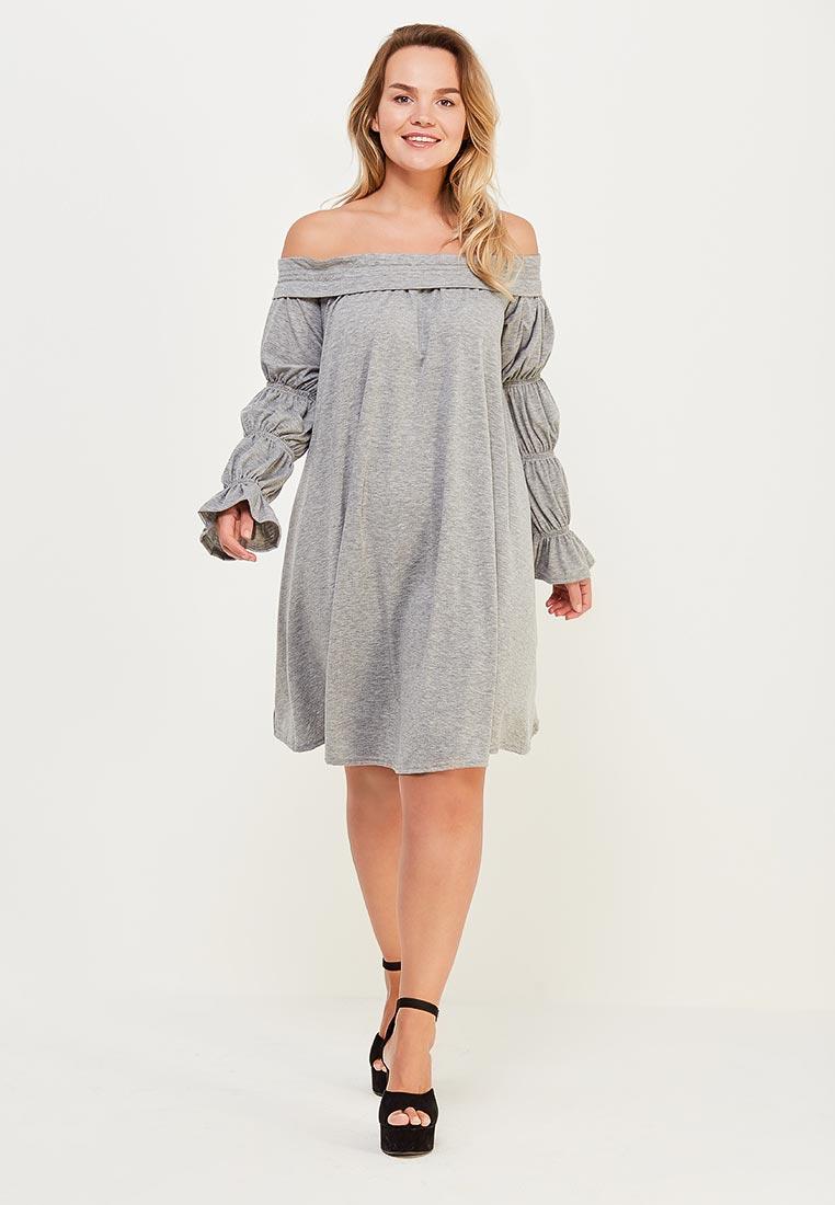 Повседневное платье Lost Ink Plus 1003115020640018: изображение 2