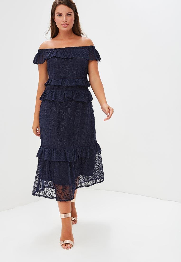 Летнее платье Lost Ink Plus 1103115020120041