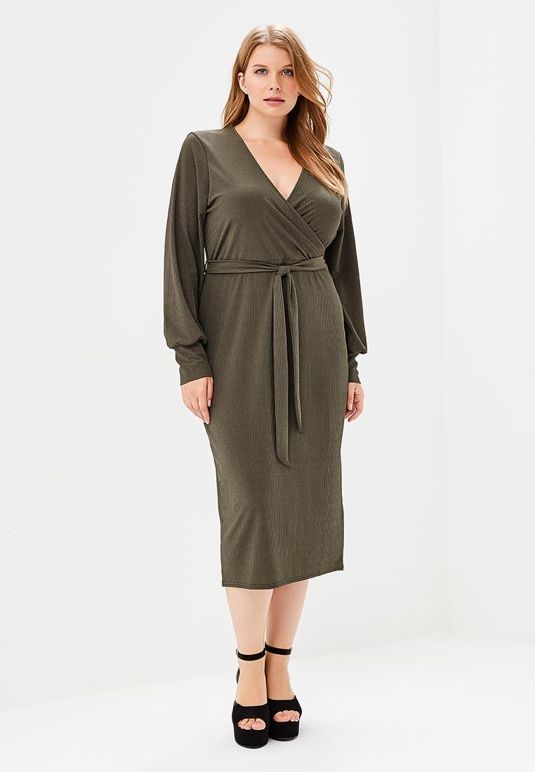 Вязаное платье Lost Ink Plus 1103115020140044
