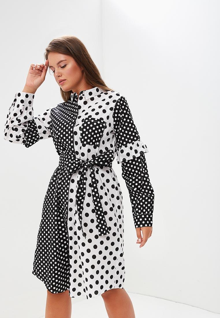 Летнее платье Lost Ink Plus 1103115020180088