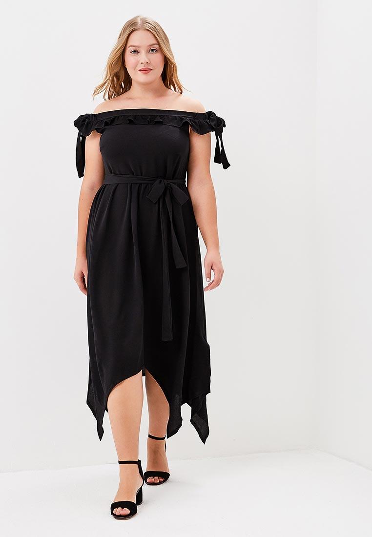 Платье-миди Lost Ink Plus 1103115020300001