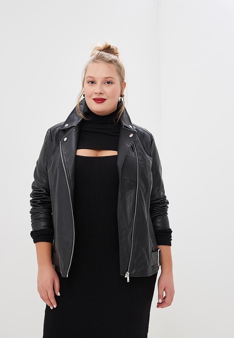 Кожаная куртка Lost Ink Plus 1203120060040001