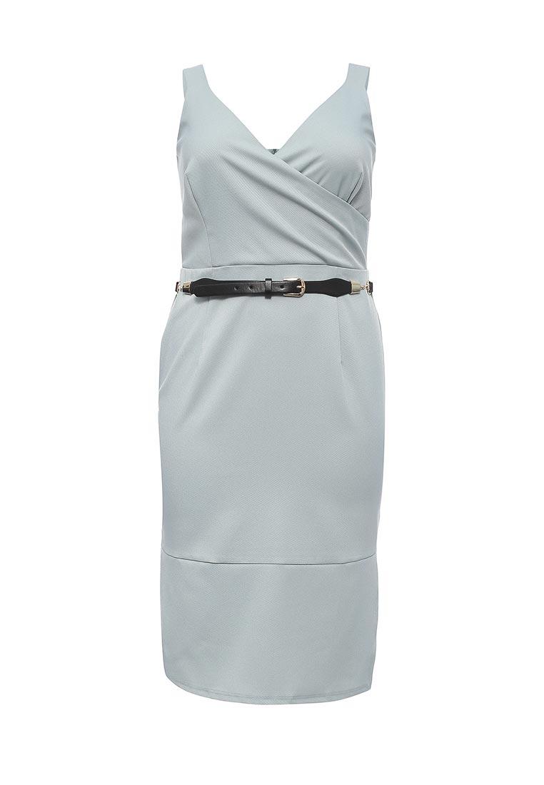 Повседневное платье Lost Ink Plus 503115020480021