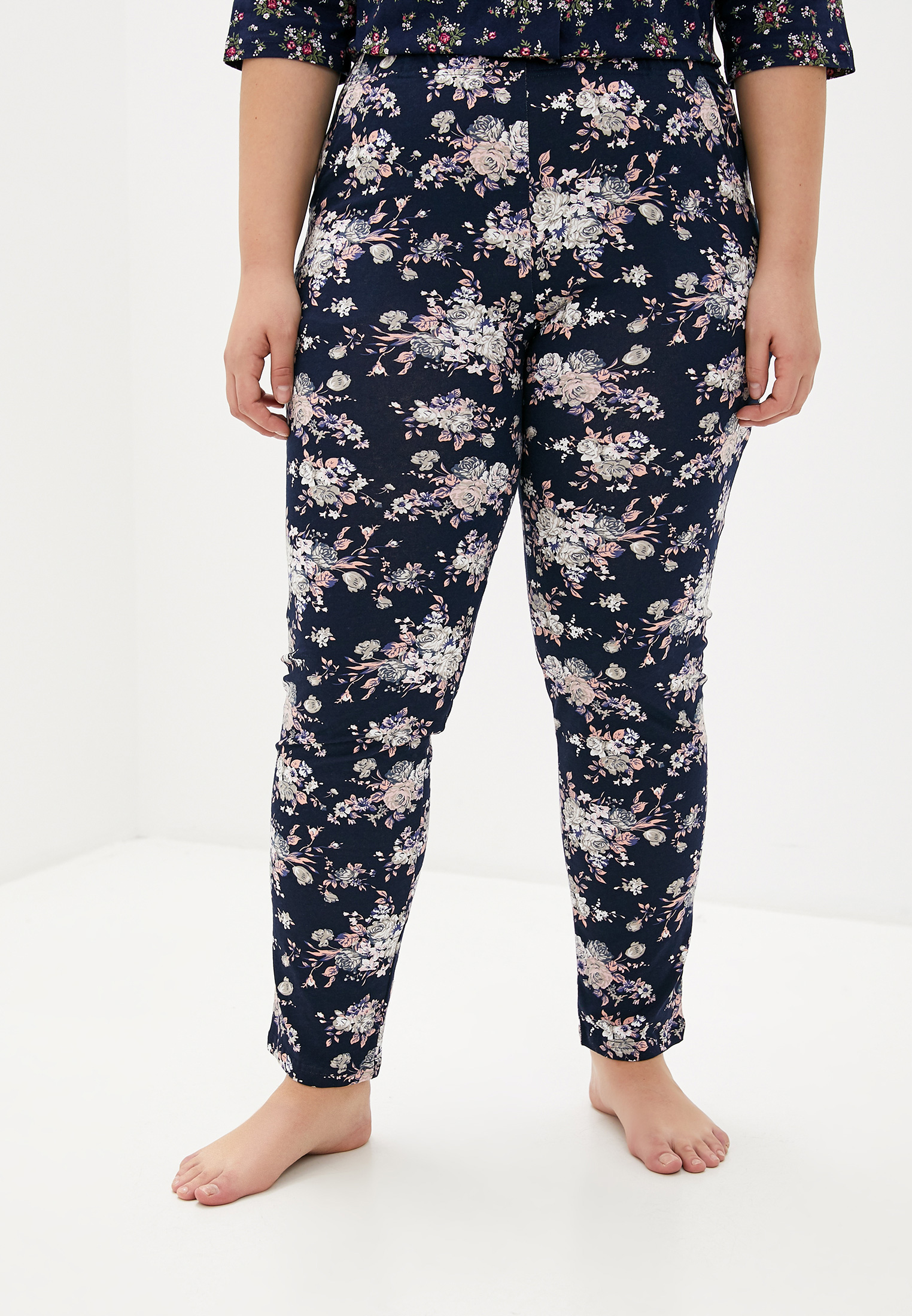 Женские домашние брюки Лори Б016-32