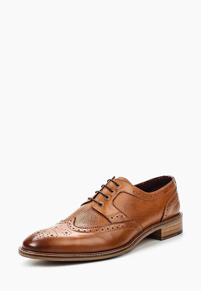 Мужские туфли London Brogues HAMILTON DERBY