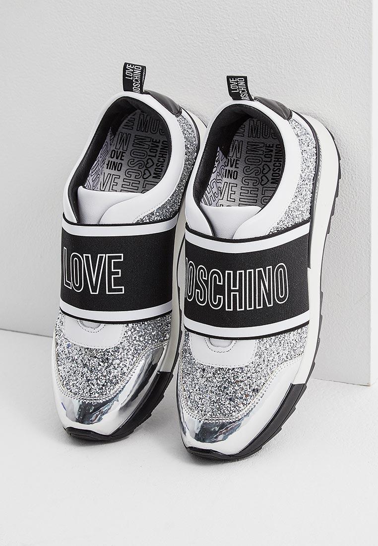 Женские кроссовки Love Moschino JA15032G16IG0: изображение 5
