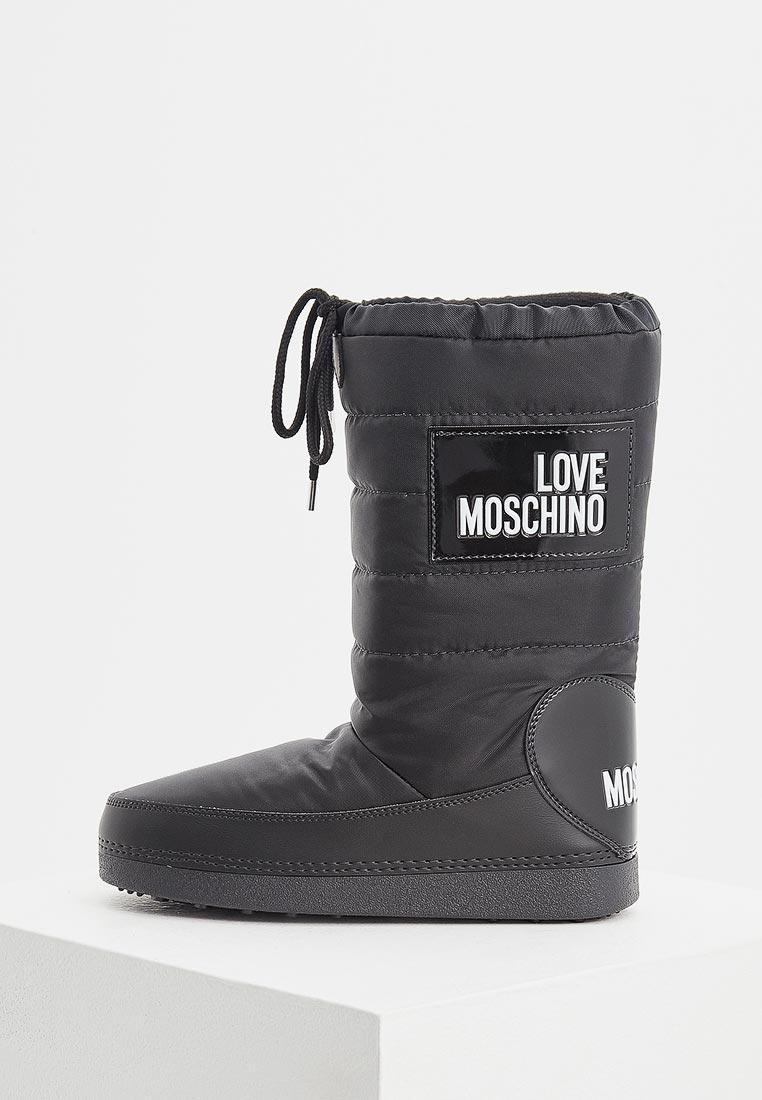 Женские дутики Love Moschino JA24022G16IK2