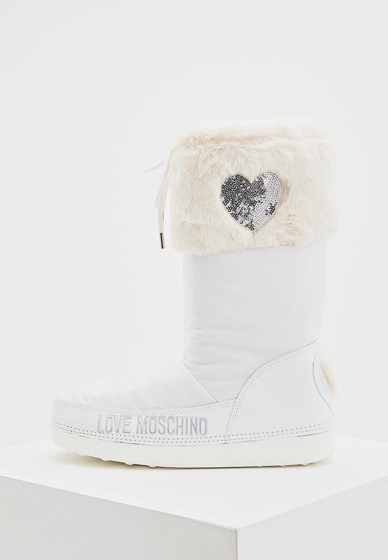 Женские дутики Love Moschino (Лав Москино) JA24062G06JM0