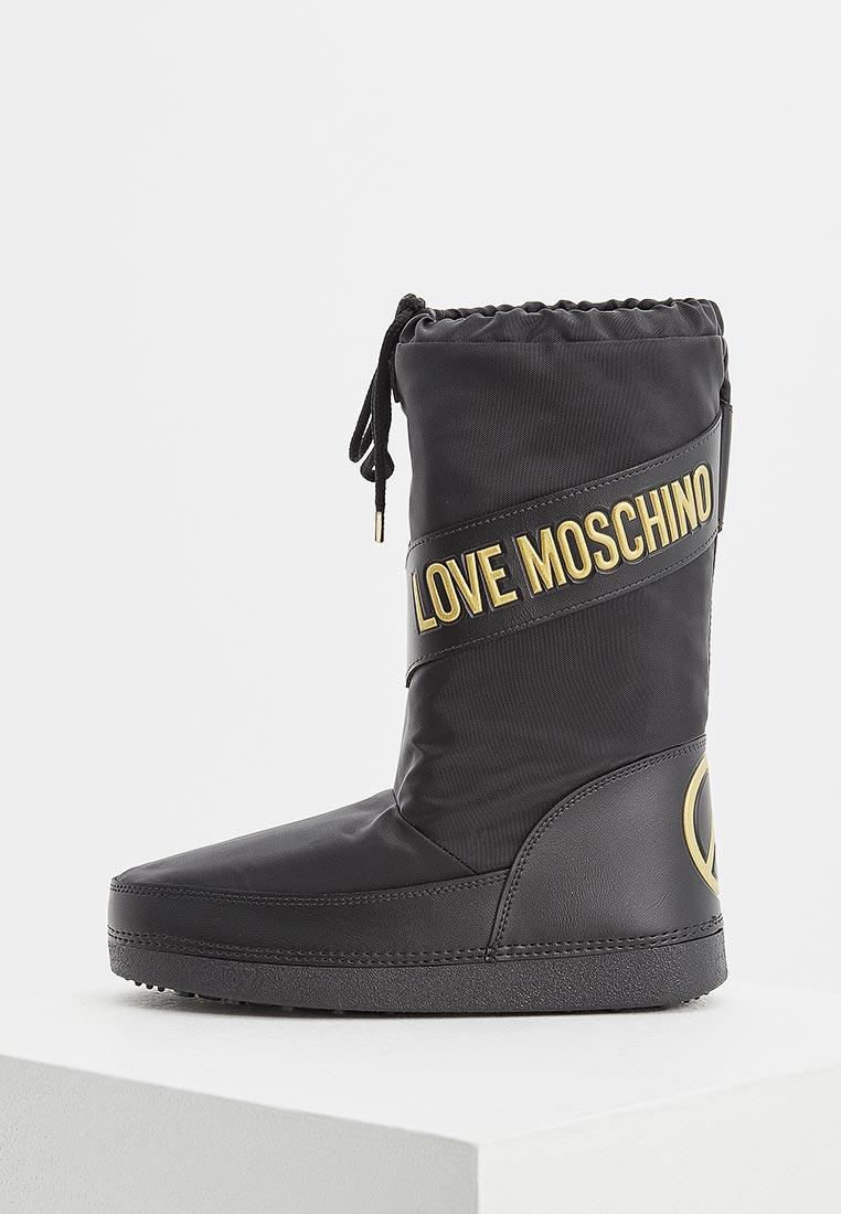 Женские дутики Love Moschino (Лав Москино) JA24012G16IK1