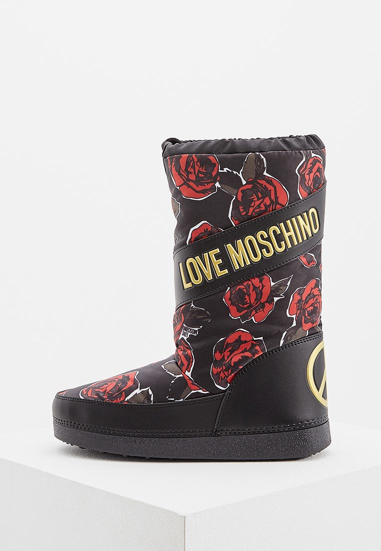 Женские дутики Love Moschino JA24012G16IN1