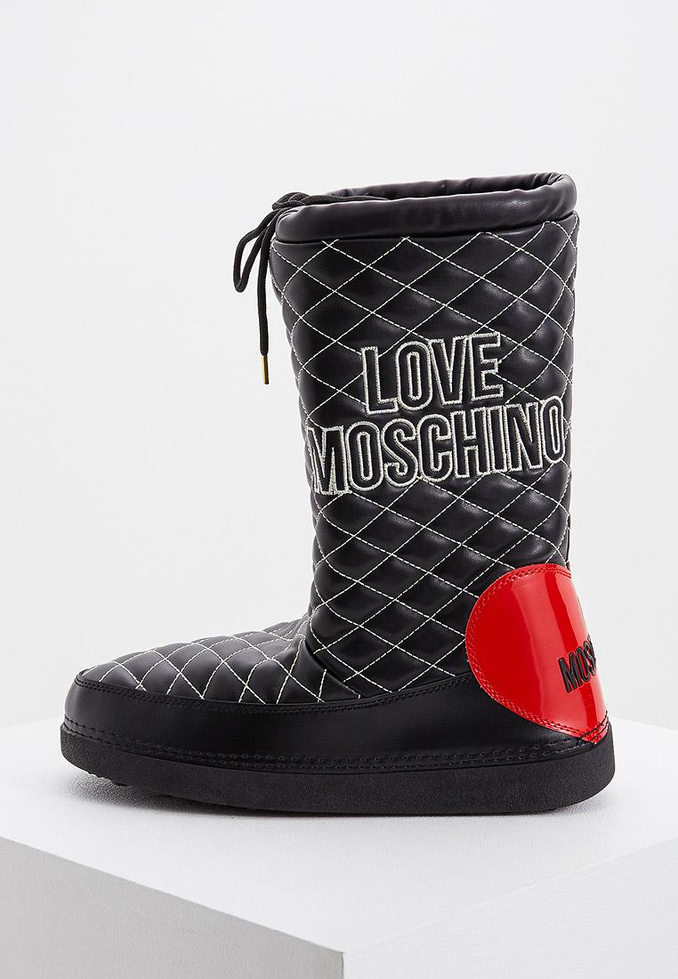 Женские дутики Love Moschino JA24182G08JA1