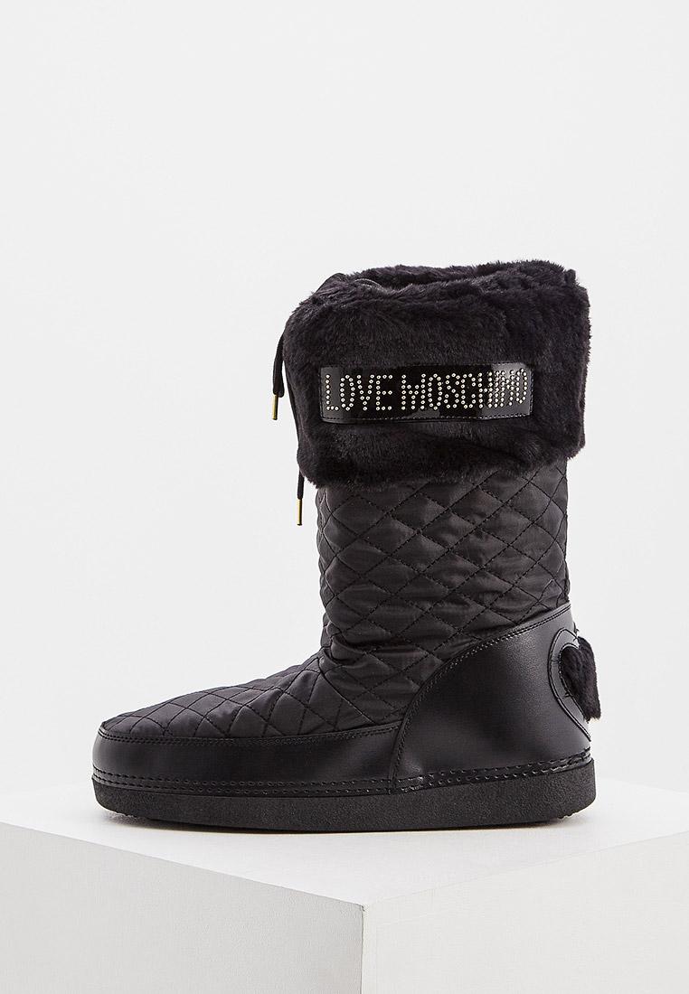 Женские дутики Love Moschino (Лав Москино) JA24192G08JU1