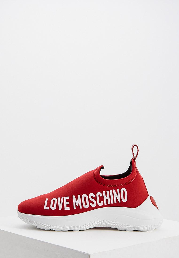 Женские кроссовки Love Moschino JA15206G18IO0