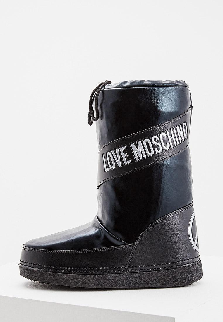 Женские дутики Love Moschino JA24012G18IJ0