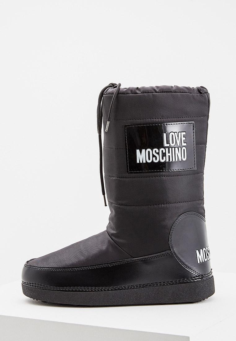 Женские дутики Love Moschino JA24022G18IN0