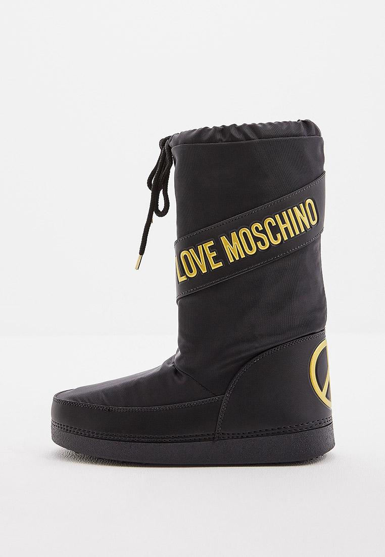 Женские луноходы Love Moschino JA24012G16IK100A