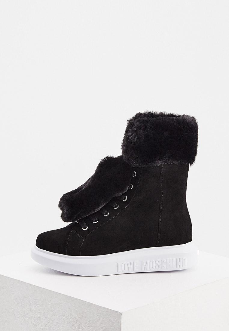 Женские ботинки Love Moschino JA15514G0BJLF