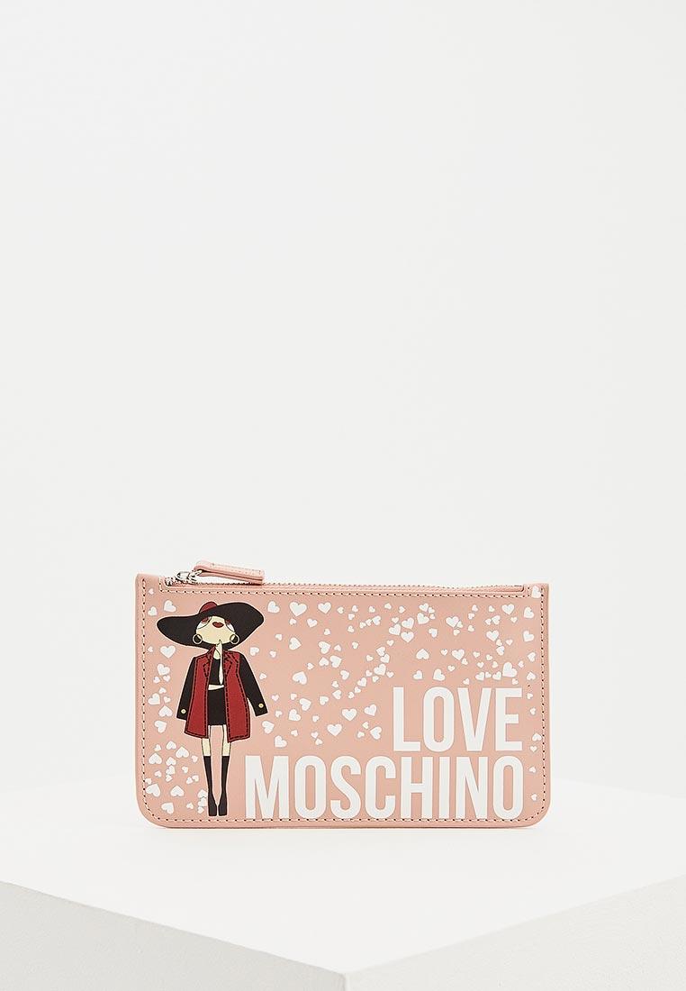 Клатч Love Moschino (Лав Москино) JC5625PP17L40