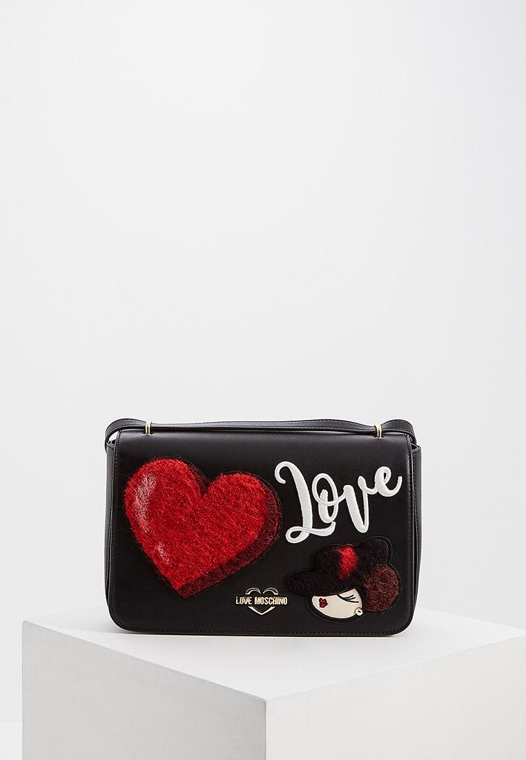 Сумка Love Moschino JC4089PP18LP0