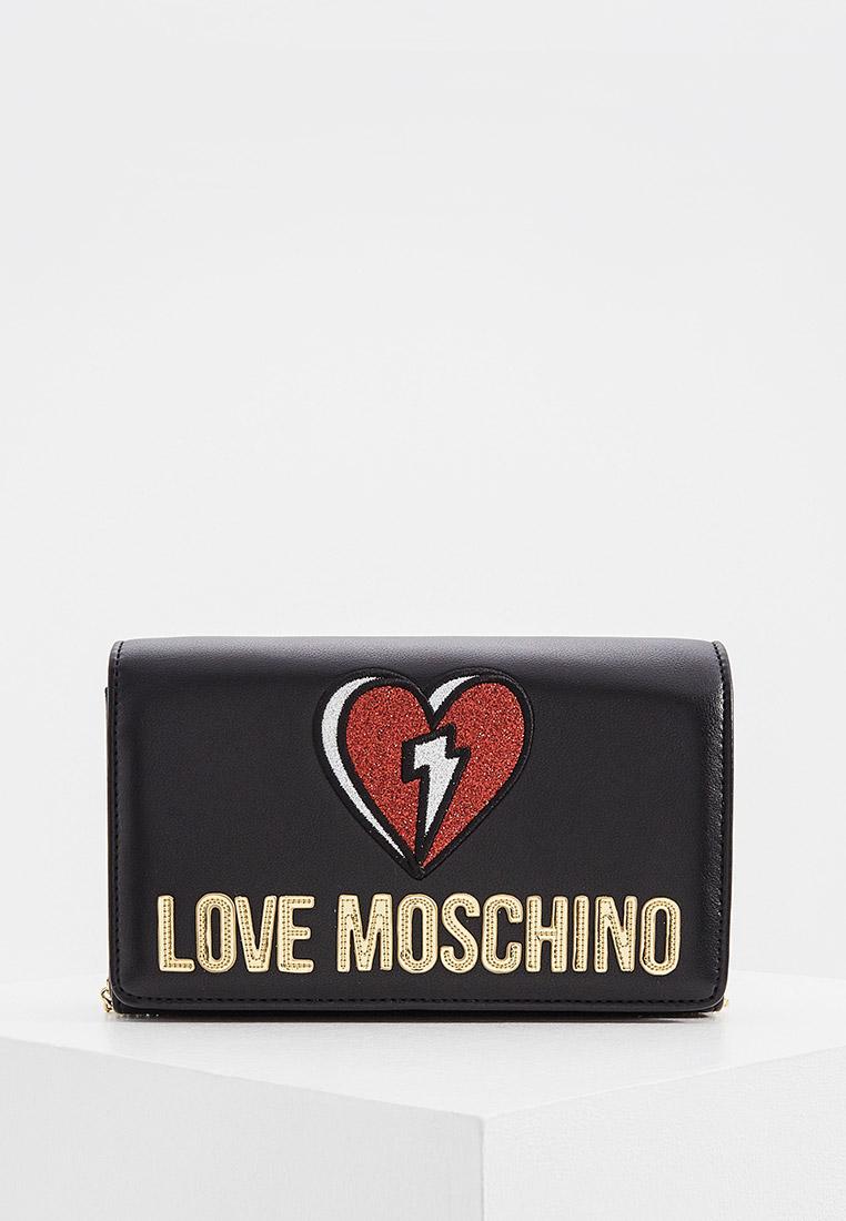 Сумка Love Moschino JC4268PP0BKJ0