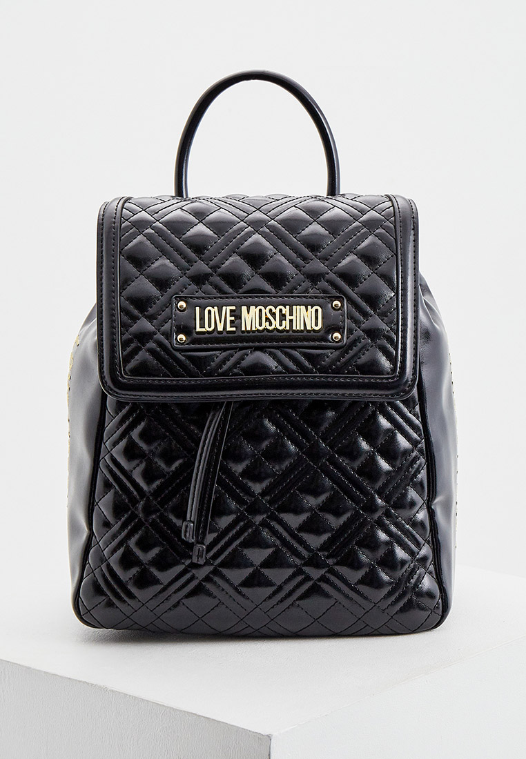 Рюкзак Love Moschino JC4012PP1BLA0