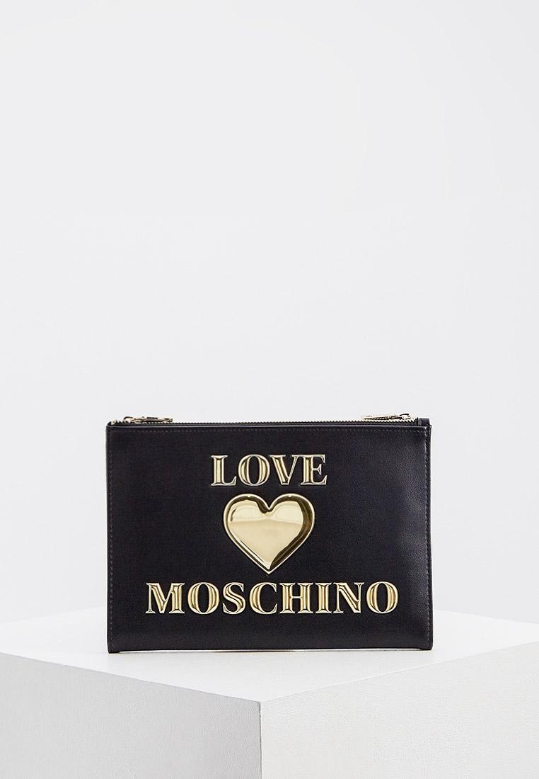 Клатч Love Moschino JC5615PP1BLE0
