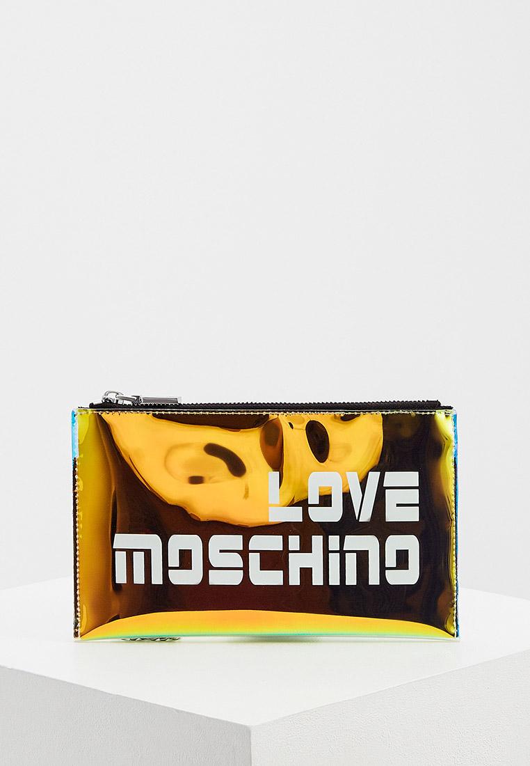 Сумка Love Moschino JC4102PP1BLP0
