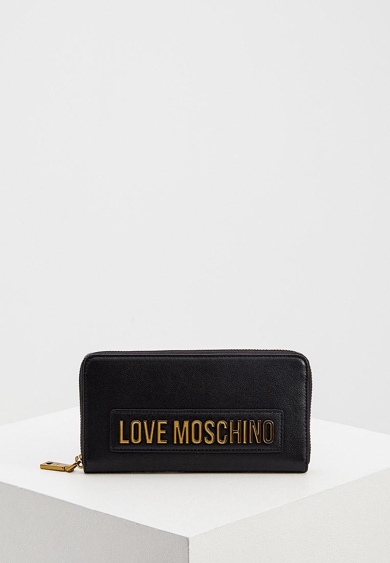 Кошелек Love Moschino JC5622PP1BLK0