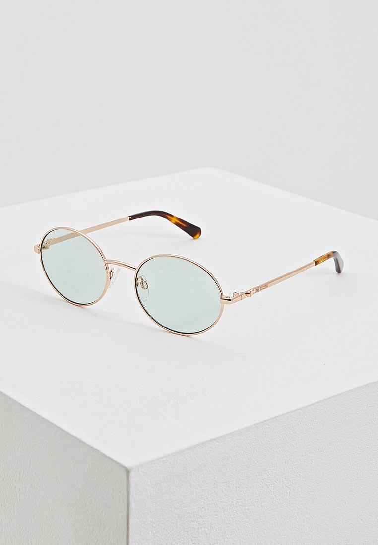 Женские солнцезащитные очки Love Moschino MOL013/S