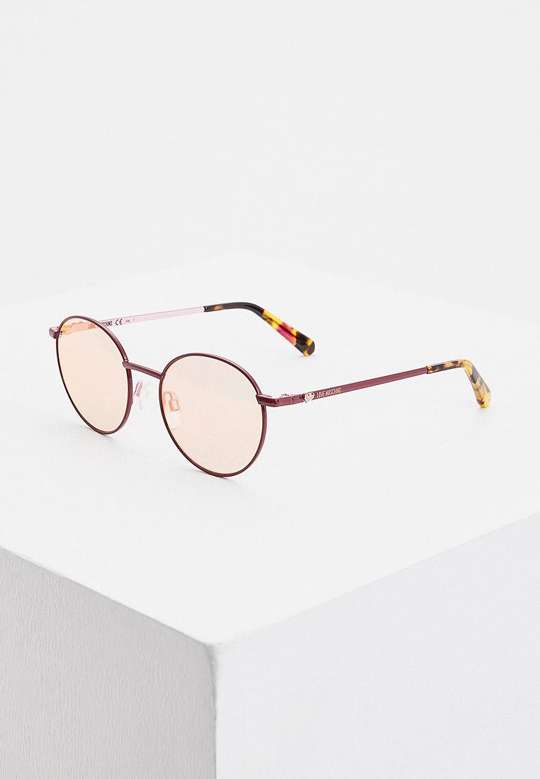 Женские солнцезащитные очки Love Moschino MOL019/S