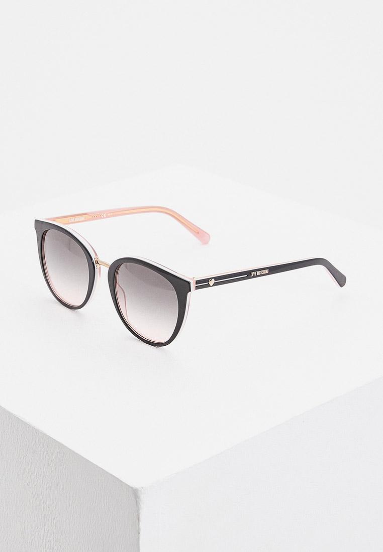 Женские солнцезащитные очки Love Moschino MOL016/S