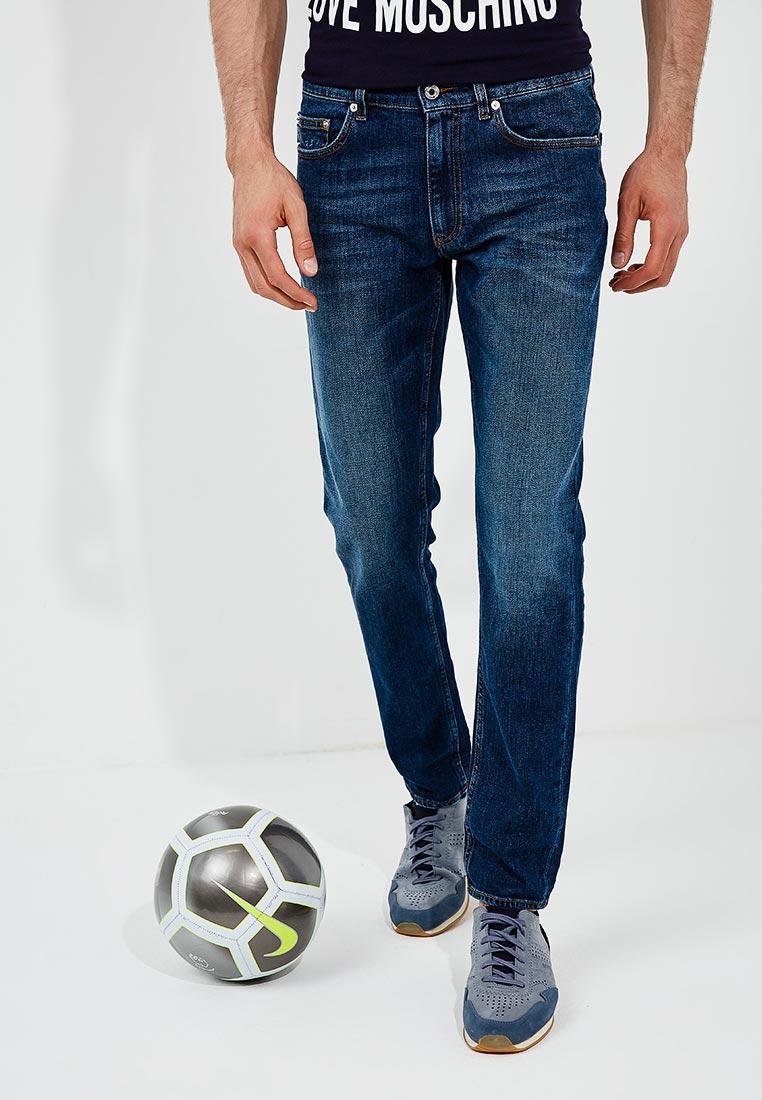 Зауженные джинсы Love Moschino M Q 421 24 S 2762