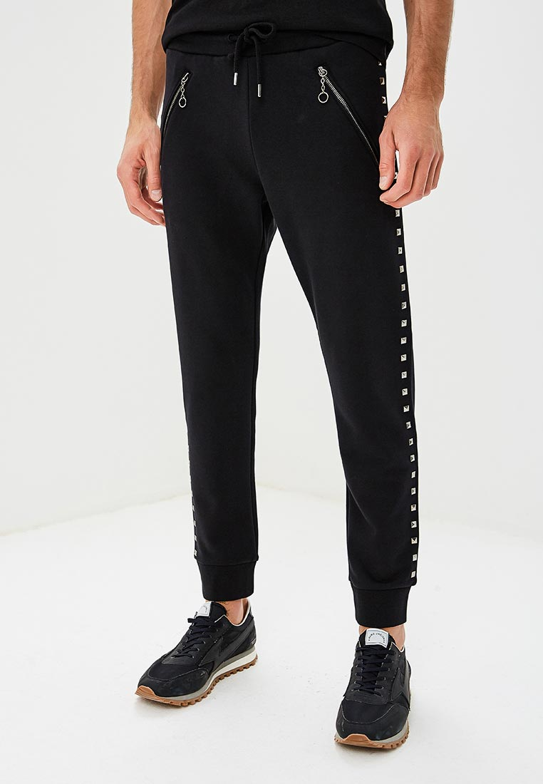 Мужские спортивные брюки Love Moschino (Лав Москино) M 1 111 01 M 3875