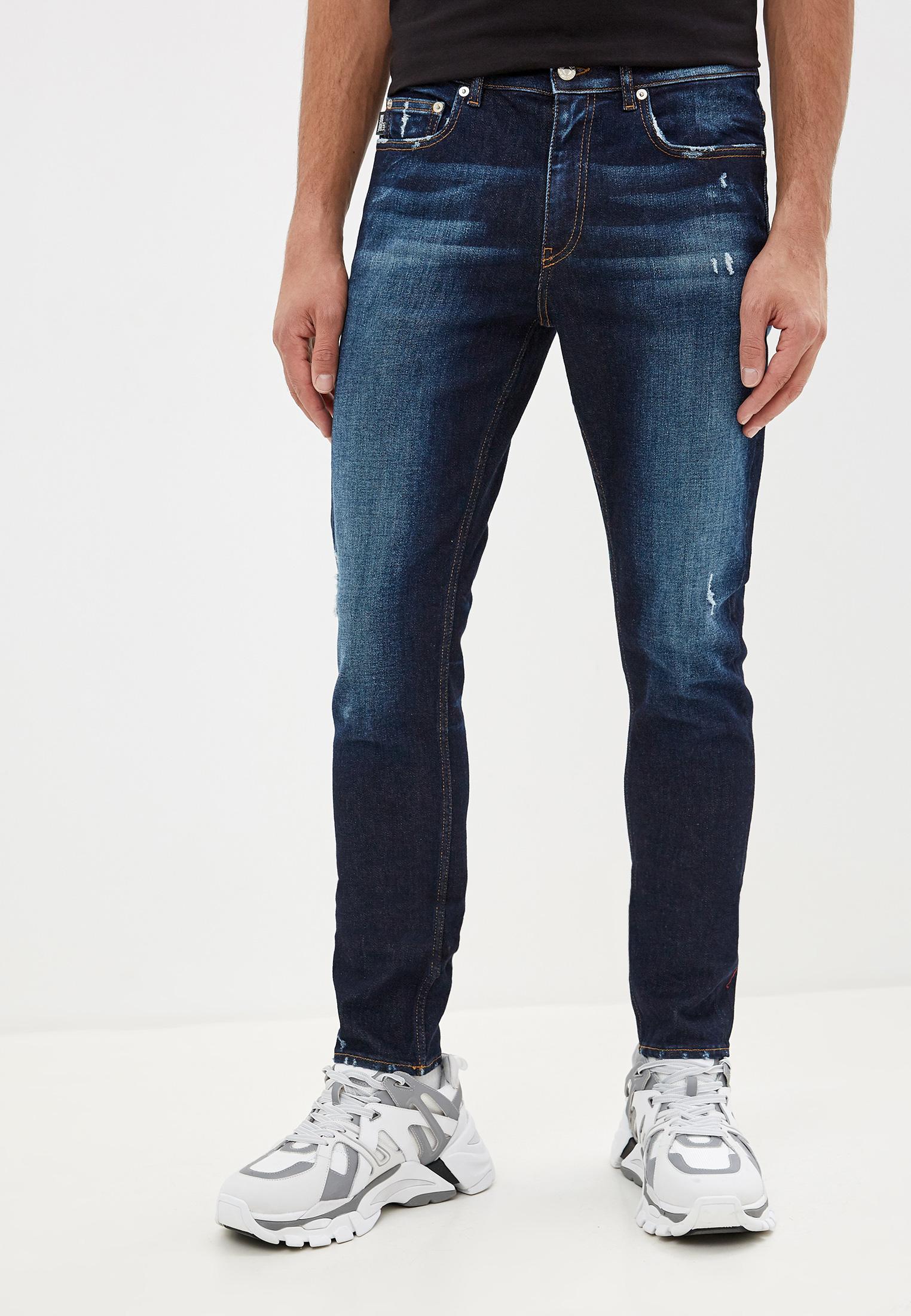 Зауженные джинсы Love Moschino M Q 421 37 S 3305