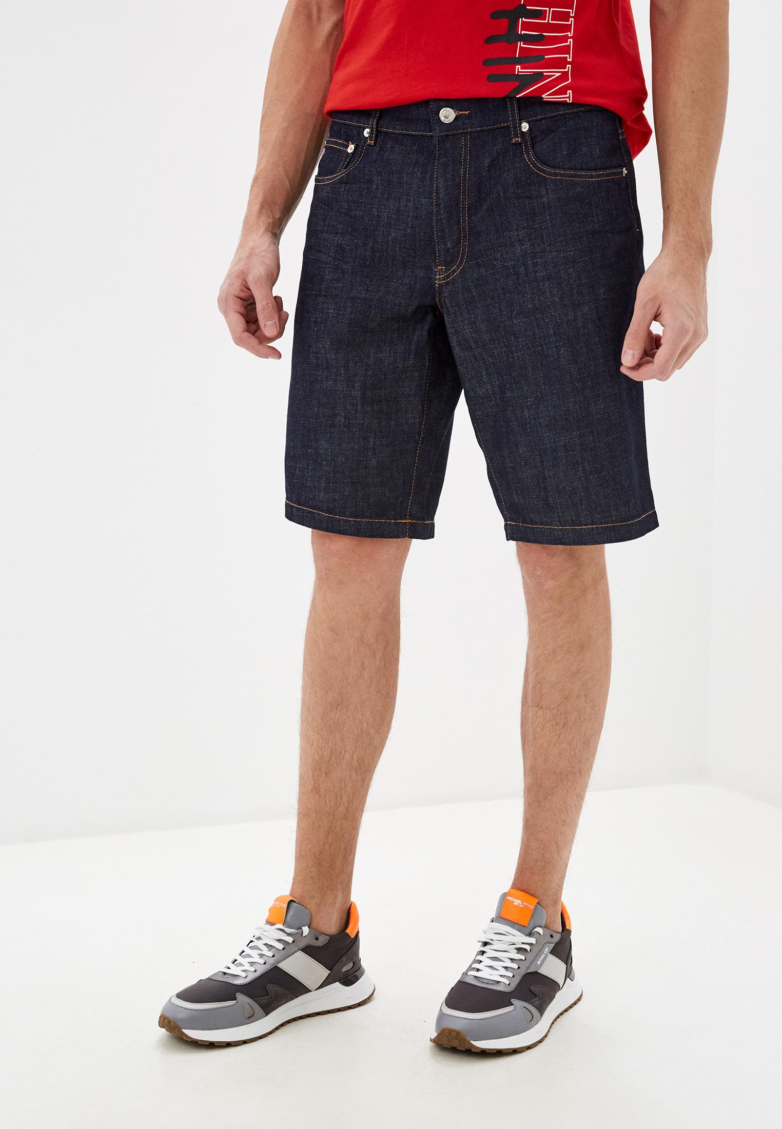 Мужские джинсовые шорты Love Moschino MO06585S3212120L