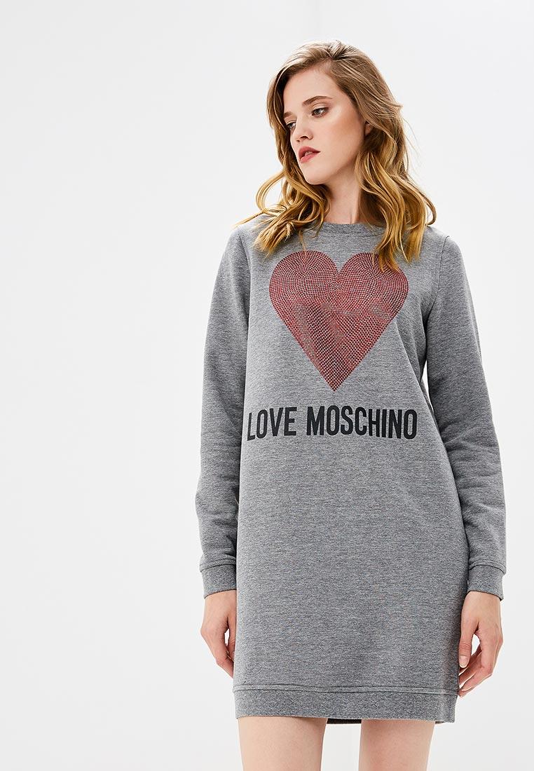 Платье Love Moschino W 5 847 08 M 3987
