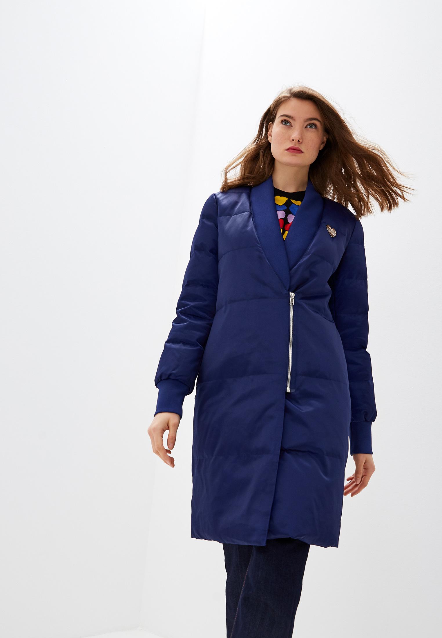 Утепленная куртка Love Moschino W K 465 80 T 9809