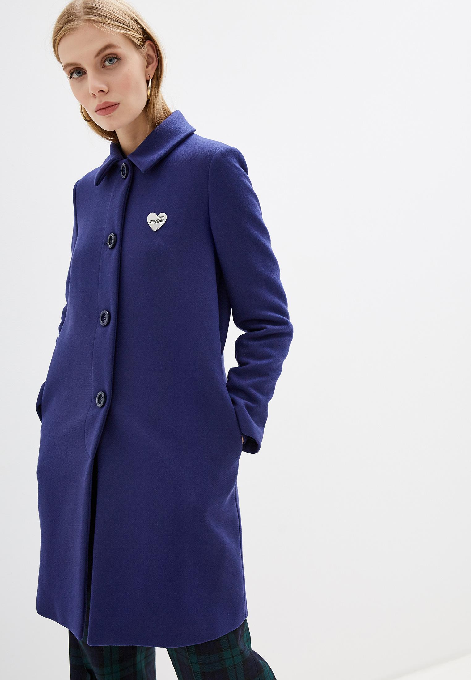 Женские пальто Love Moschino W K 467 80 T 9813