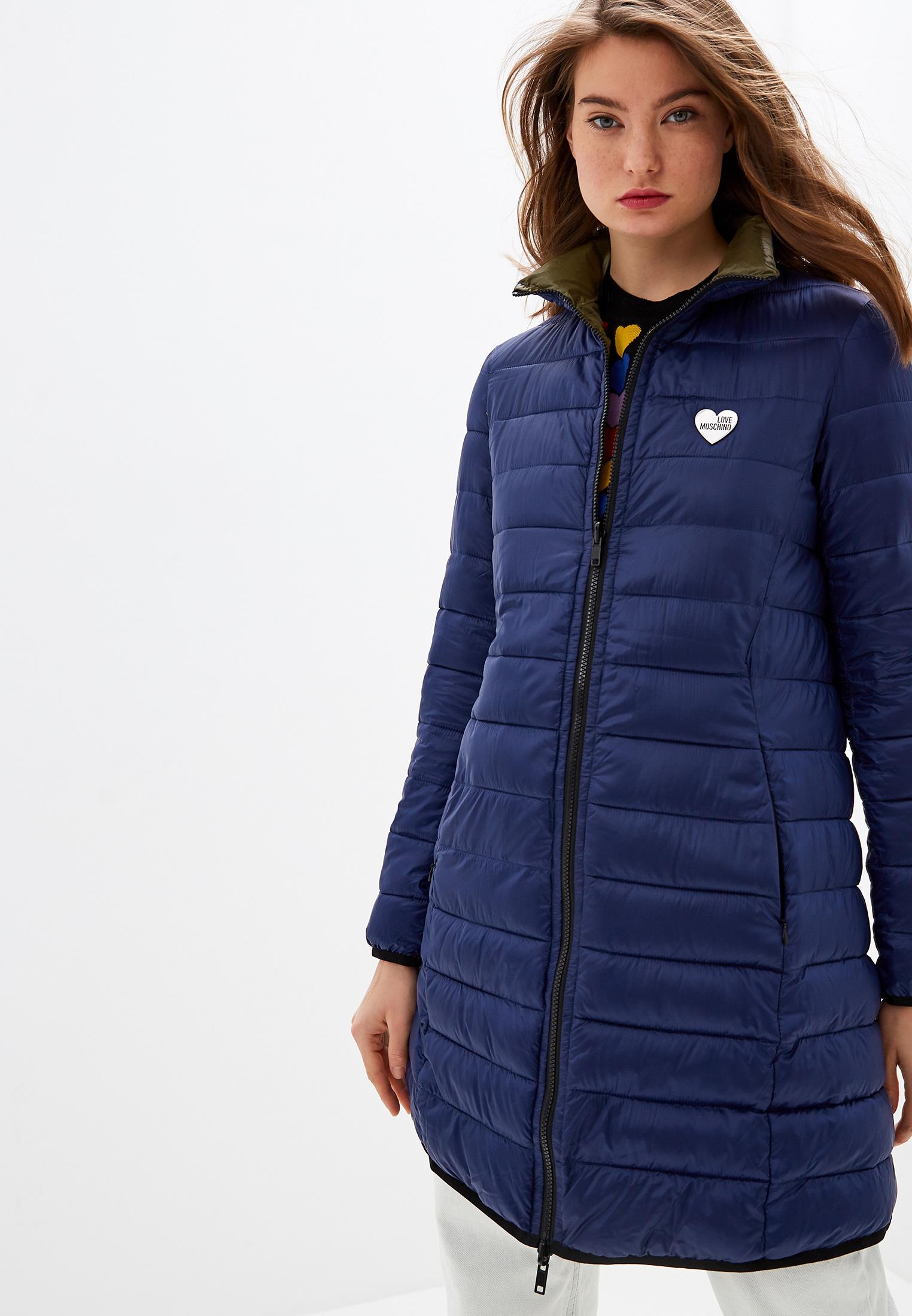 Утепленная куртка Love Moschino W K 463 01 T 9828