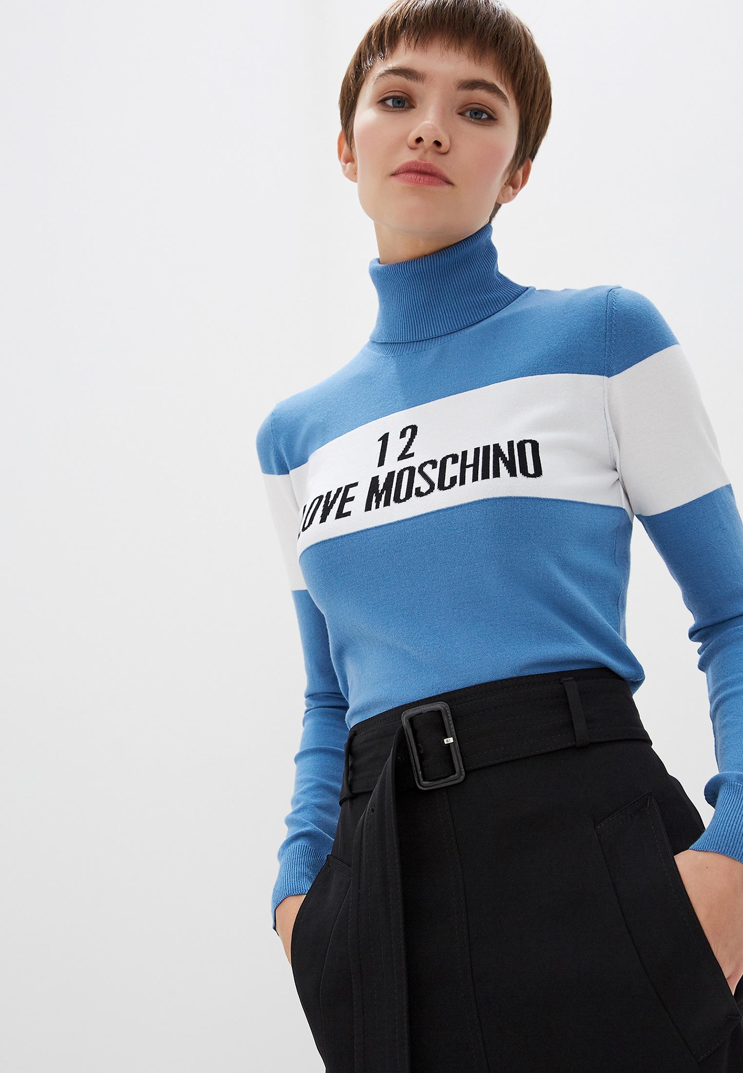 Водолазка Love Moschino WSD0310X1201Y40