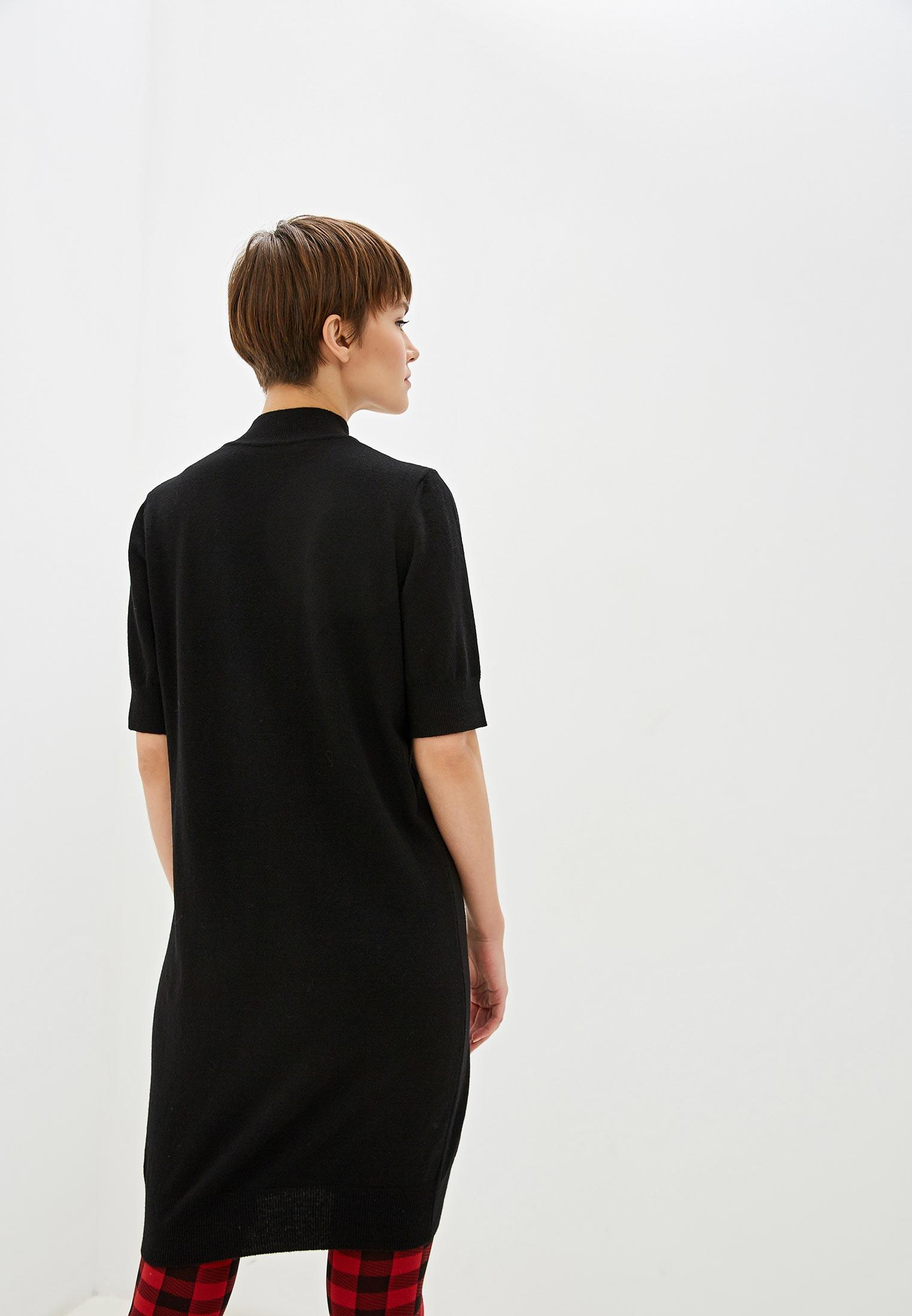 Вязаное платье Love Moschino WSR1611X0683C74: изображение 3