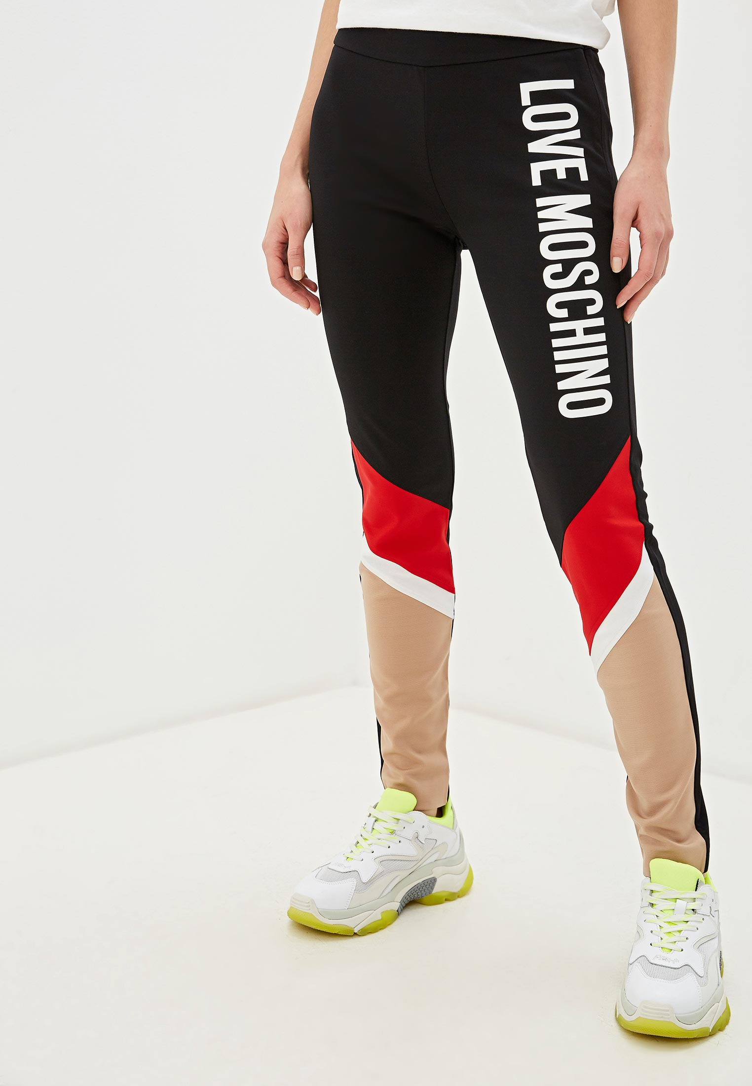 Женские спортивные брюки Love Moschino W149101E19704062