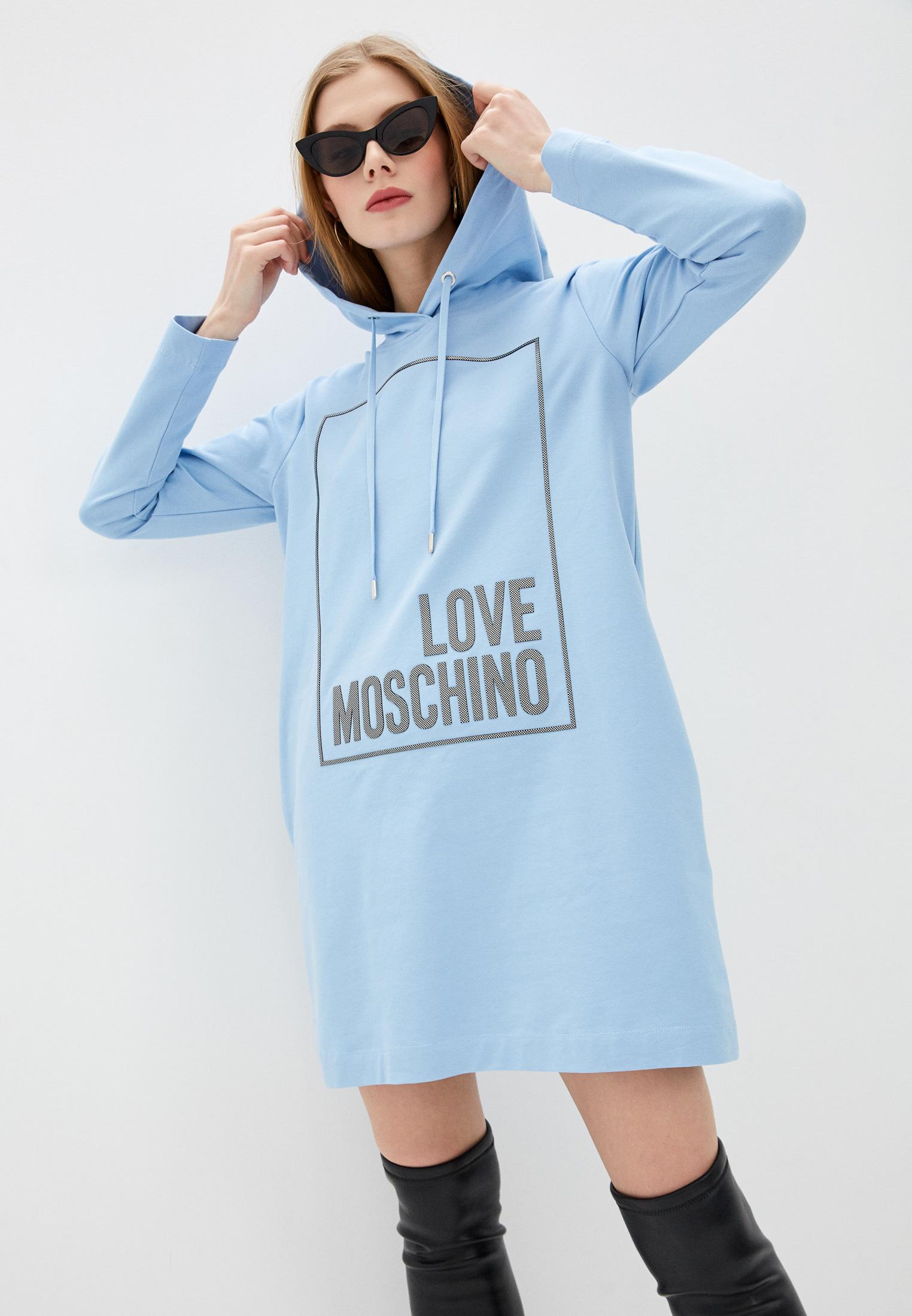 Платье Love Moschino W 5 B19 02 E 2124