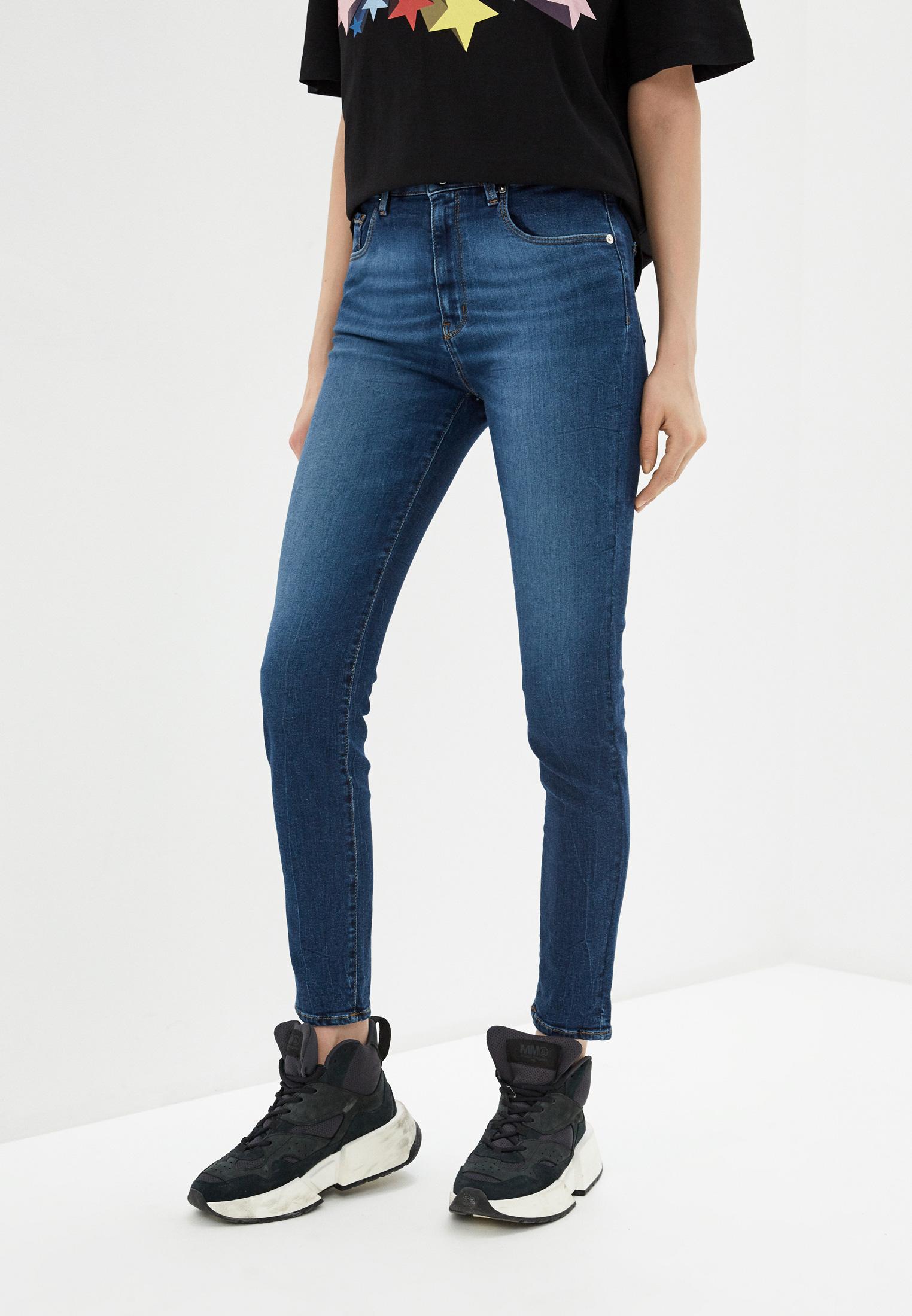 Зауженные джинсы Love Moschino W Q 436 03 S 3379