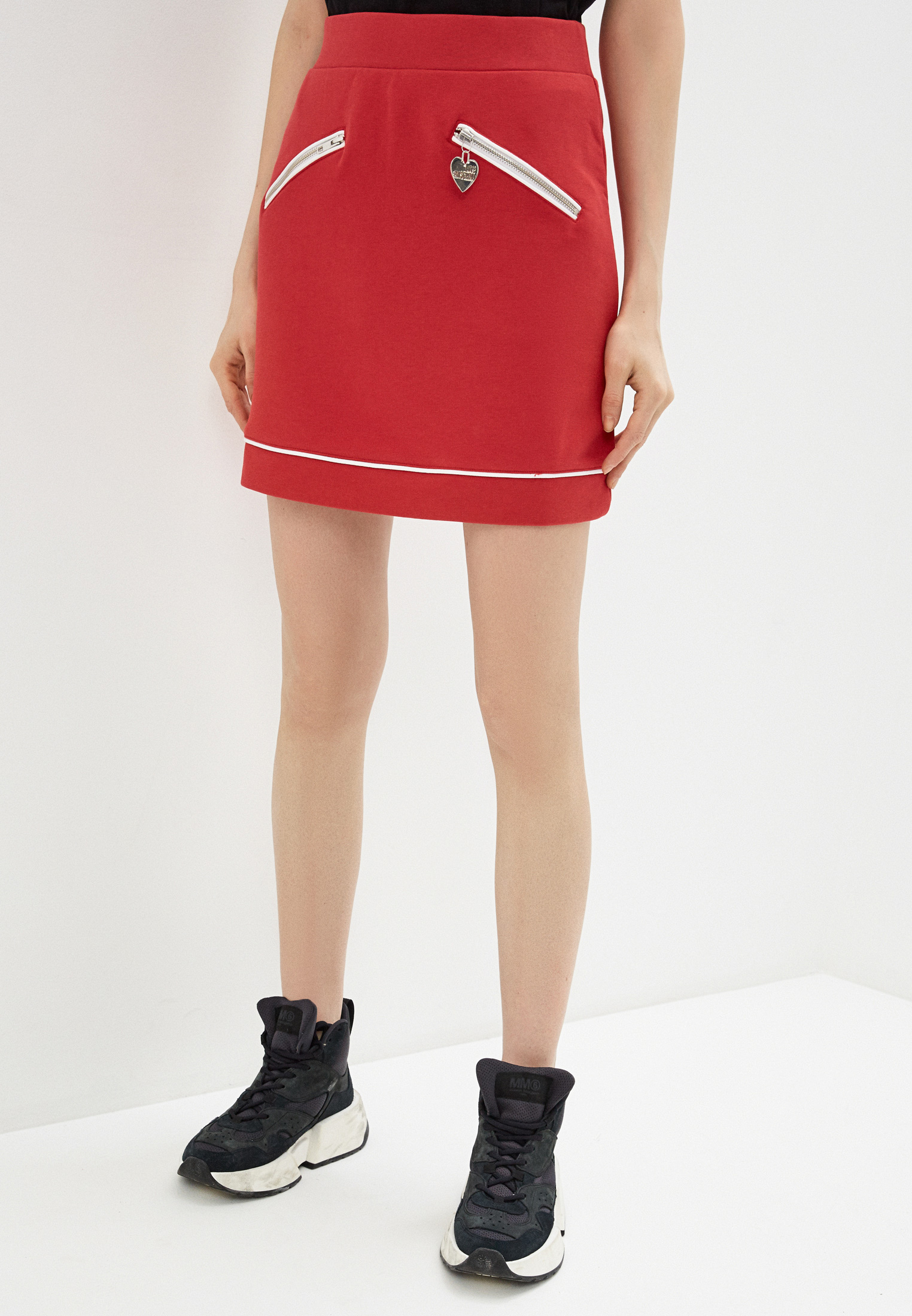 Широкая юбка Love Moschino W 1 527 00 M 4165