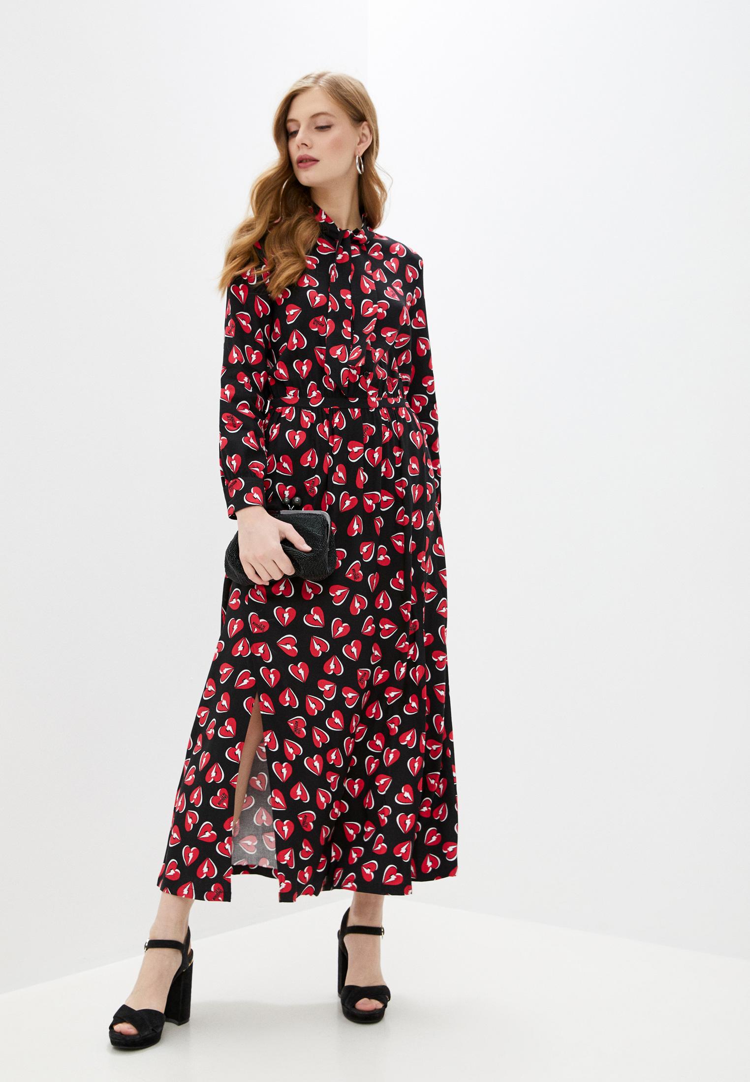 Повседневное платье Love Moschino W V I42 00 T 054A
