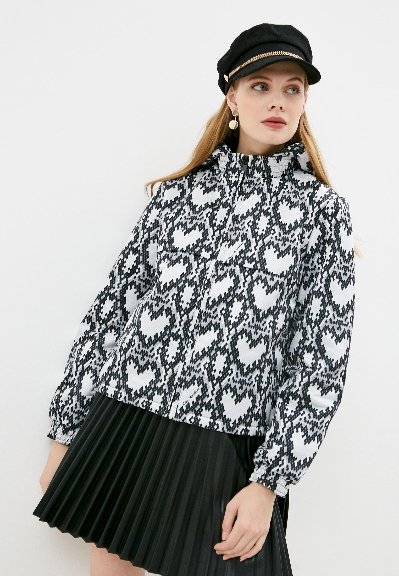 Утепленная куртка Love Moschino W H 745 00 T 005A