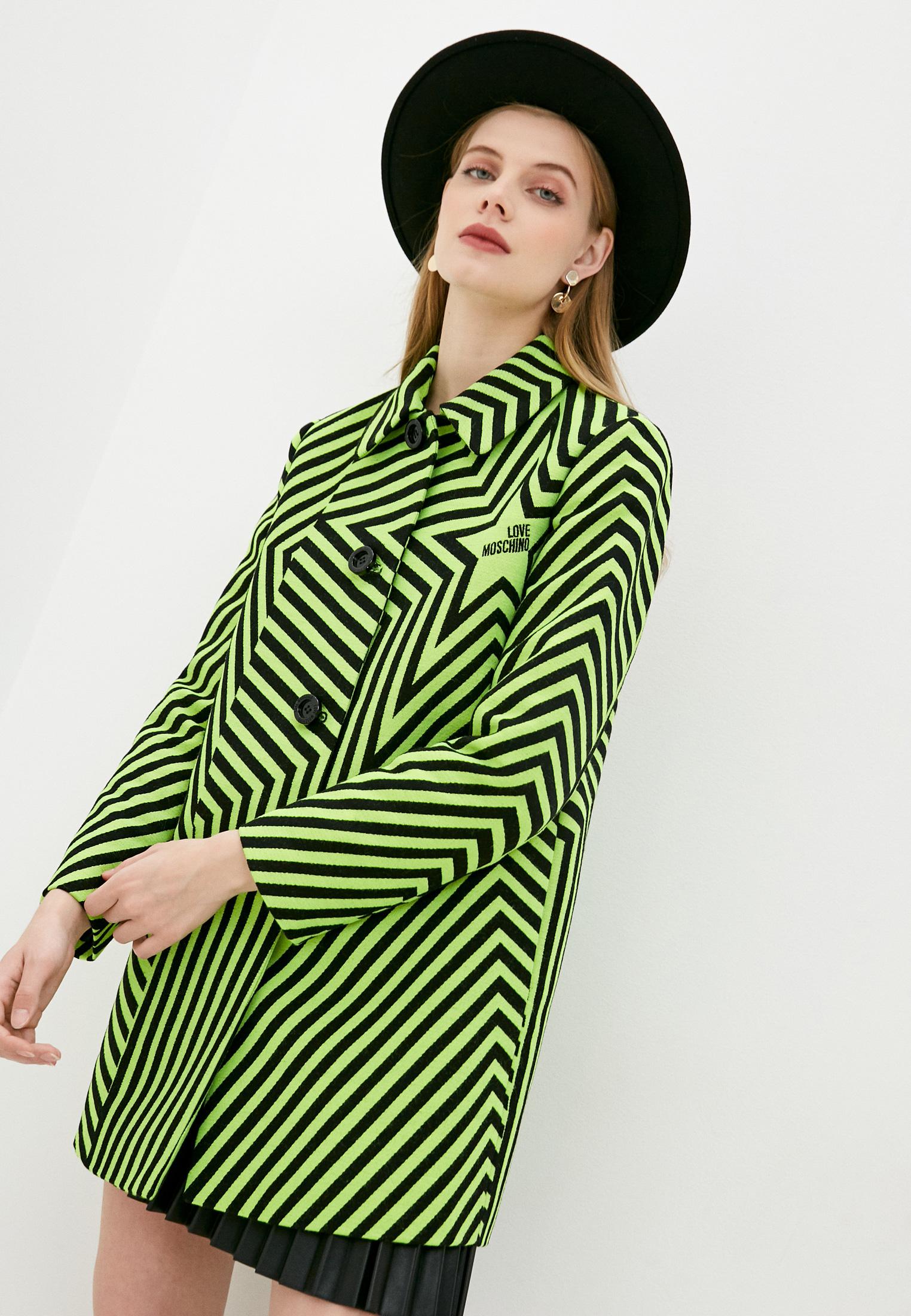 Женские пальто Love Moschino W J 200 00 T 023A